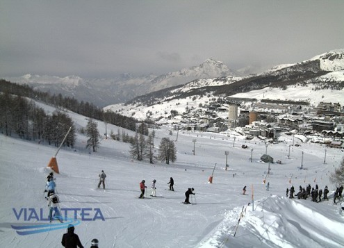 Les Gets – Weather to ski – Snow forecast, 24 November 2015
