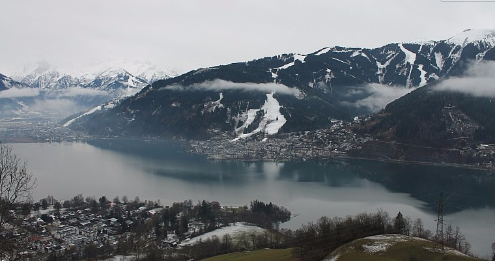 Zell-am-See, Austria - Weather to ski - Season progress report, 30 November 2015