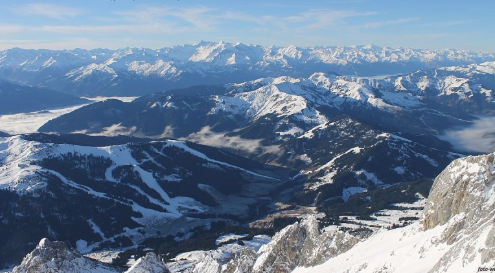 Hochkönig, Austria - Weather to ski - Today in the Alps, 3 December 2015