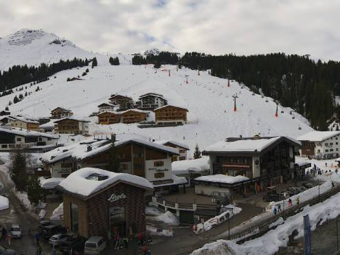 Lech, Austria – Weather to ski – Snow forecast, 9 March 2018