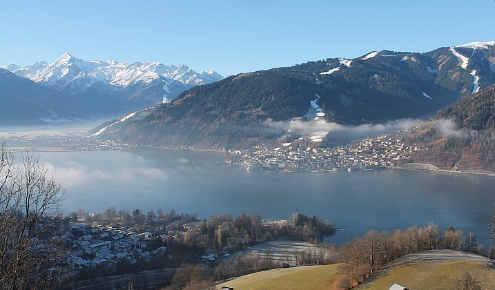 Zell-am-See, Austria - Weather to ski - Today in the Alps, 7 December 2015