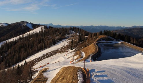 Bad Kleinkirchheim, Austria - Weather to ski - Today in the Alps, 11 December 2015
