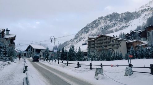 Val d'Isère, France - Weather to ski - Today in the Alps, 16 December 2015