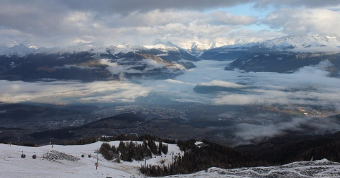 Kronplatz, Italy - Weather to ski - Today in the Alps, 17 December 2015