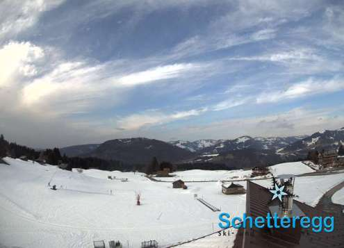 Schetteregg, Austria – Weather to ski – Snow forecast, 27 March 2018