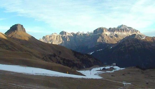 Dolomiti Superski, Italy - Weather to ski - Today in the Alps, 21 December 2015