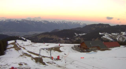 Villars, Switzerland – Weather to ski – Today in the Alps, 23 December 2015