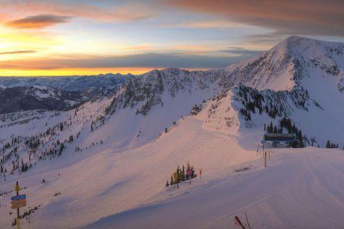 Crystal Mountain, Washington, USA - Weather to ski - Snow report, 24 December 2015