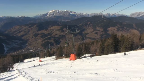 Wargrain, Austria - Weather to ski - Today in the Alps, 27 December 2015