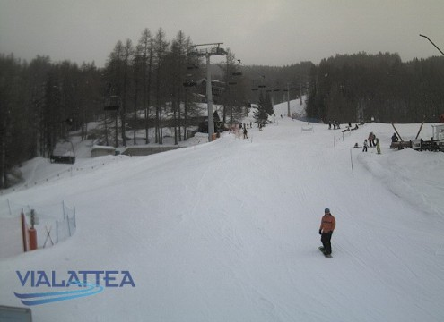 Sestriere, Italy – Weather to ski – Snow report, 31 December 2015