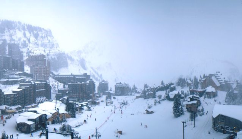 Avoriaz, France - Weather to ski - Today in the Alps, 7 January 2016