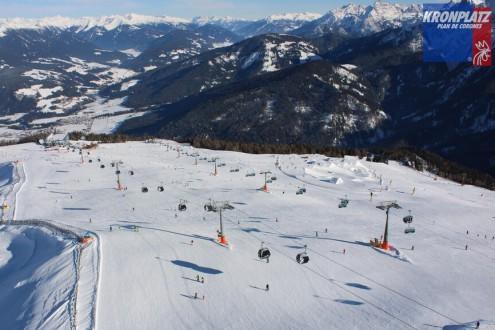 Livigno, Italy - Weather to ski - Snow report, 14 January 2016