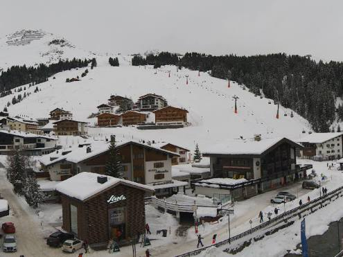Lech, Austria – Weather to ski – Today in the Alps, 21 December 2018