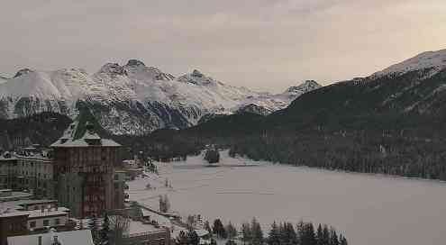 St Moritz, Switzerland – Weather to ski – Today in the Alps, 21 December 2018