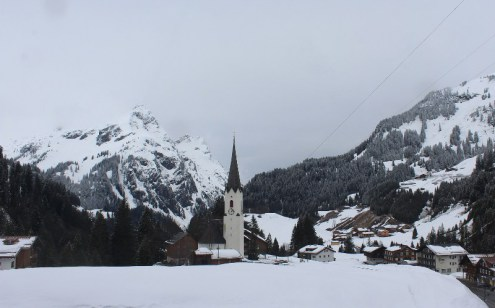 Mellau, Austria - Weather to ski - Snow report, 21 January 2016