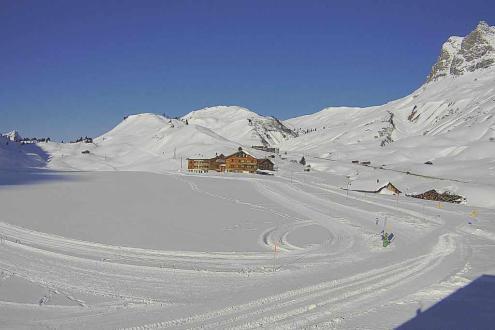 Pass Thurn, Austria - Weather to ski - Snow report, 25 January 2016