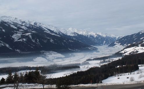 Pass Thurn, Austria - Weather to ski - Today in the Alps, 27 January 2016