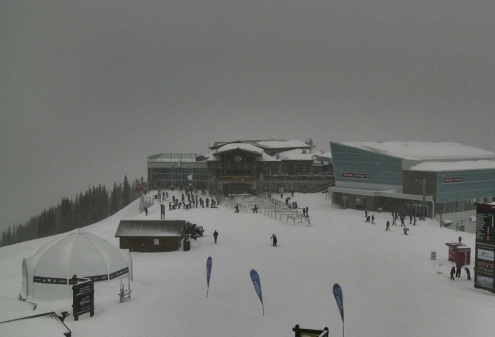 Whistler, Canada - Weather to ski - Snow report, 28 January 2016