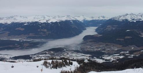 Kronplatz, Italy - Weather to ski - Today in the Alps, 2 February 2016