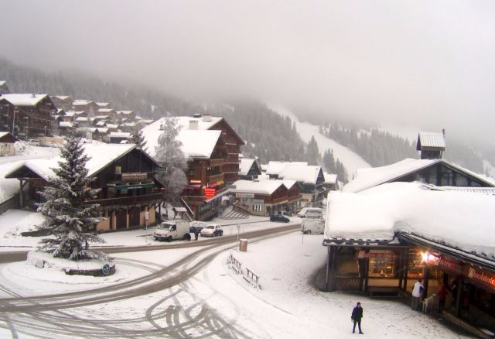 Les Saisies, France - Weather to ski - Today in the Alps, 3 February 2016