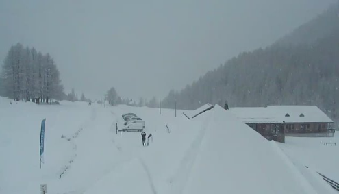 Ariveux, France - Weather to ski - Today in the Alps, 7 February 2016