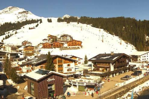Damüls, Austria - Weather to ski - Snow report, 8 February 2016