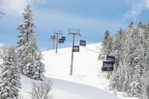 Madesimo, Italy - Weather to ski - Snow report, 8 February 2016