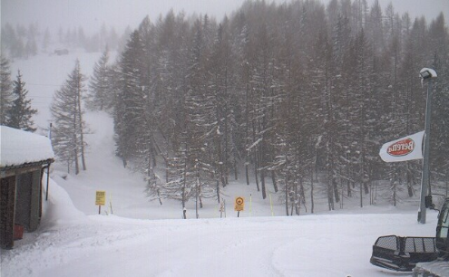 Madesimo, Italy - Weather to ski - Today in the Alps, 10 February 2016