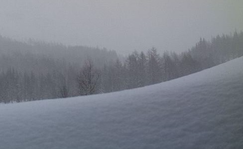 Courmayeur, Italy - Weather to ski - Today in the Alps, 10 February 2016