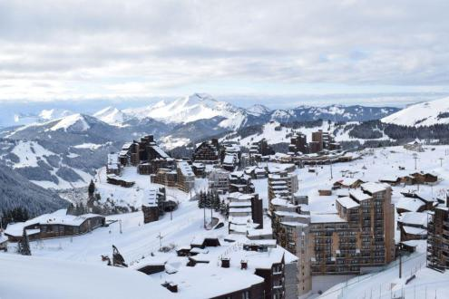 Looking good in Avoriaz ahead of its opening day tomorrow – Photo: avoriaz.com, 13 December 2018