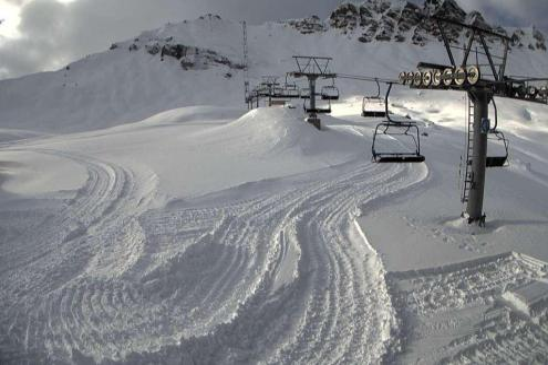Arosa, Switzerland - Weather to ski, Snow report, 18 February 2016