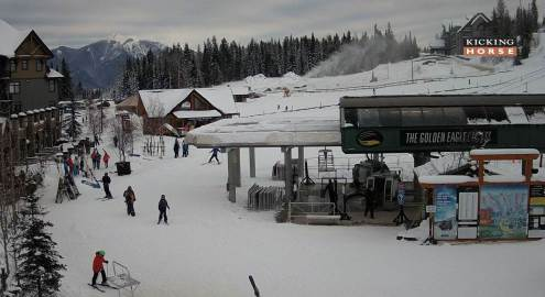Whistler, Canada - Weather to ski - Snow report, 22 February 2016