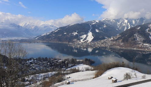 Zell-am-See, Austria - Weather to ski - Today in the Alps, 26 February 2016