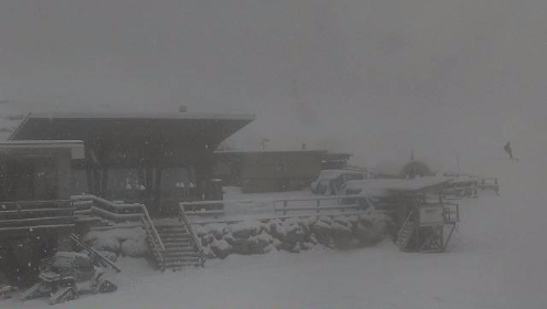 Prato Nevoso, Italy - Weather to ski - Today in the Alps, 27 February 2016