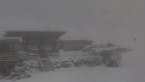Prato Nevoso, Italy - Weather to ski - Today in the Alps, 27 February 2016