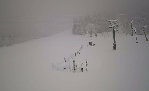 Val Formazza, Italy - Weather to ski - Today in the Alps, 28 February 2016