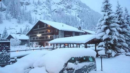 Monterosa Ski, Italy - Weather to ski - Today in the Alps, 29 February 2016