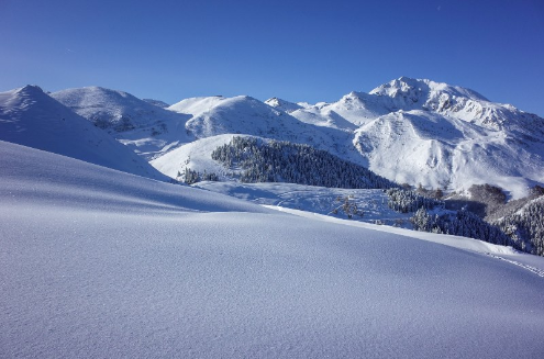 Prato Nevoso, Italy - Weather to ski - Today in the Alps, 1 March 2016