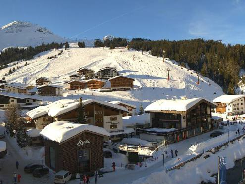 Lech, Austria – Weather to ski – Snow forecast, 6 February 2019