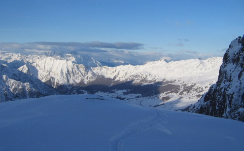 Monterosa Ski, Italy - Weather to ski - Today in the Alps, 2 March 2016