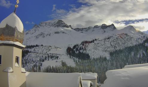 Lech, Austria – Weather to ski – Snow report, 17 January 2019