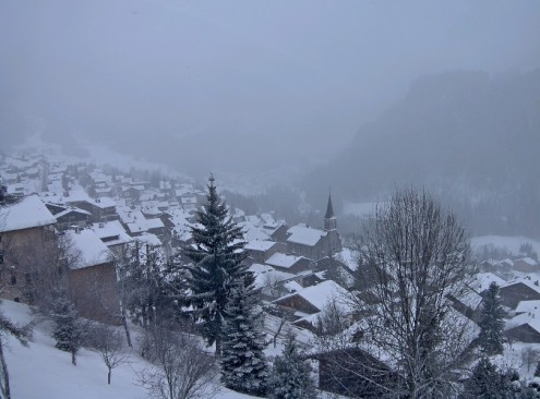 Châtel, France – Weather to ski – Snow report, 17 January 2019