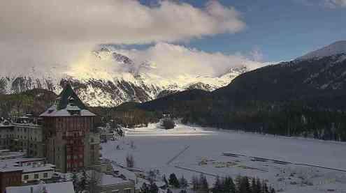 St Moritz, Switzerland – Weather to ski – Snow report, 17 January 2019