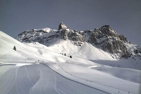 Biel-Kinzig, Switzerland - Weather to ski - Today in the Alps, 4 March 2016