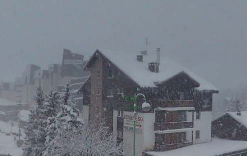 Les 2 Alpes, France - Weather to ski - Today in the Alps, 5 March 2016