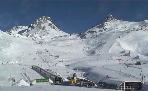 Ischgl, Austria – Weather to ski – Snow report, 25 January 2019