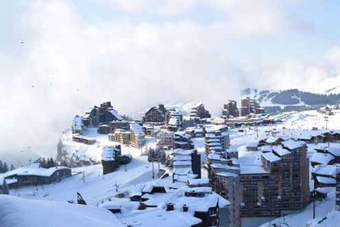 Avoriaz, France – Weather to ski – Snow report, 25 January 2019