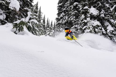 Silver Star, Canada - Weather to ski - Snow report, 7 March 2016