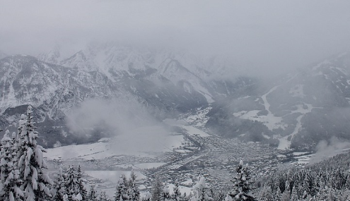 Lienz, Austria - Weather to ski - Today in the Alps, 8 March 2016