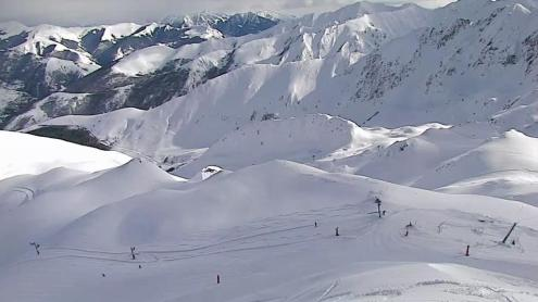 Peyragudes, France – Weather to ski – Snow report, 31 January 2019